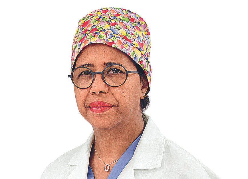 Dr. Sharifa Himidan, 50