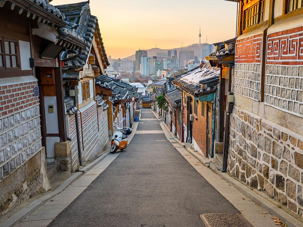 Bukchon Hanok Folk Village, Seoul