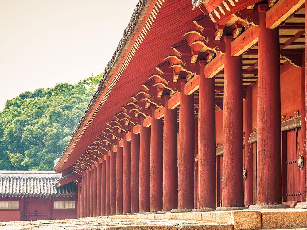 Jongmyo Shrine, Seoul