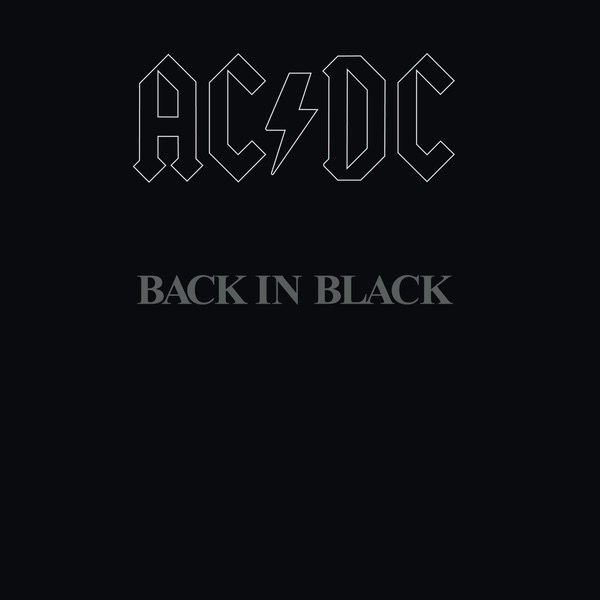 AC/DC album Back in Black