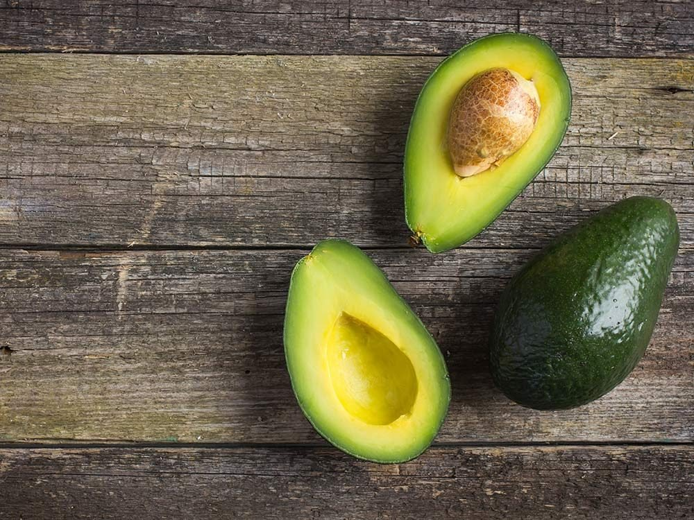 Avocados can help fix damaged hair