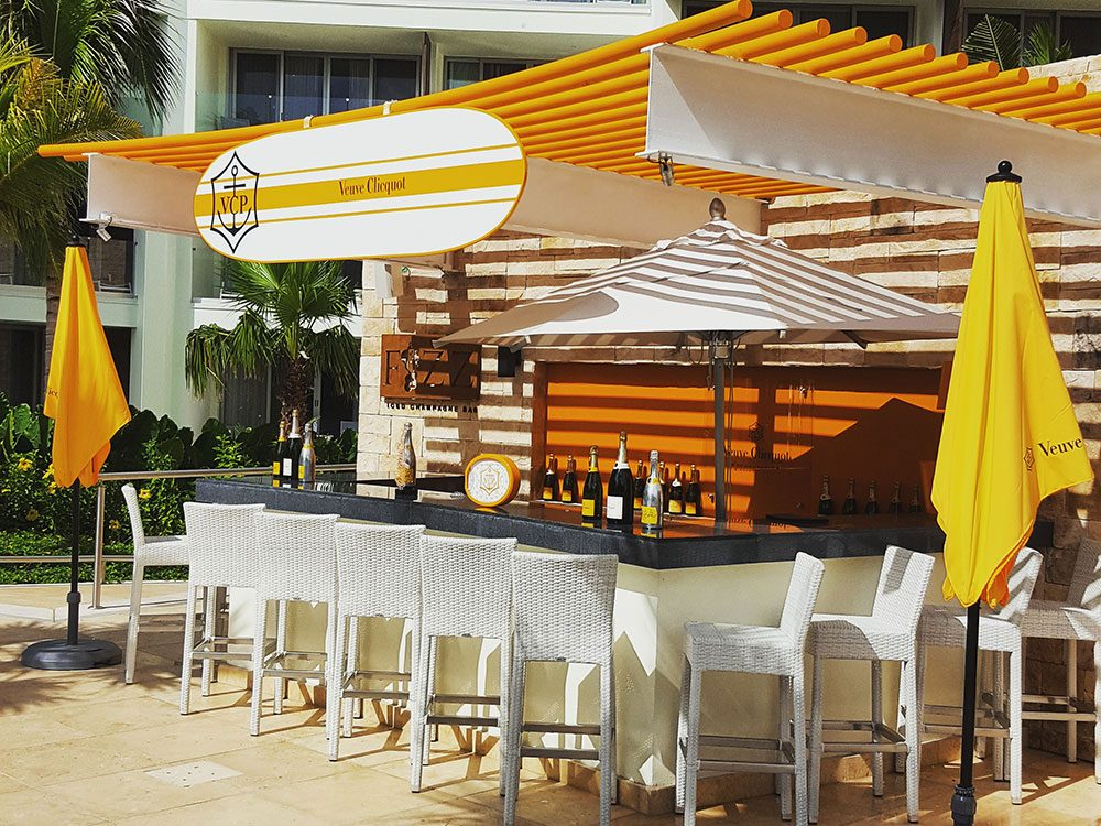 Fizz Champagne Bar, Breathless Riviera Maya