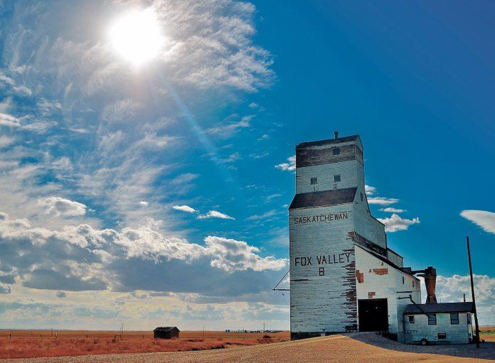 Prairie elevator
