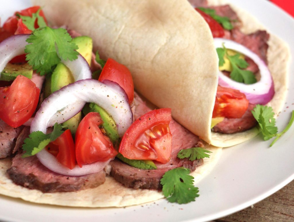 Grab-and-go tortillas