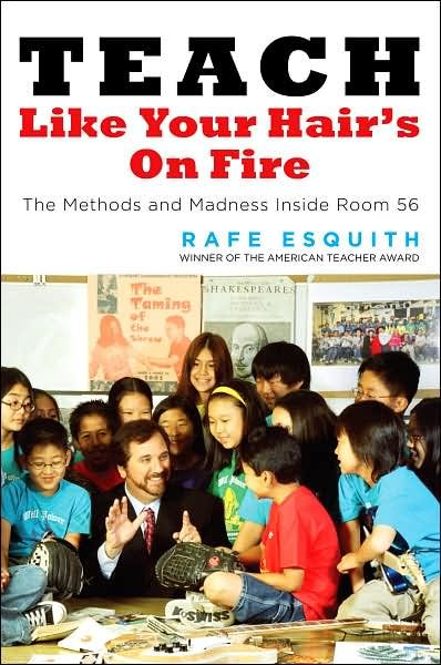 Cover of Teach Like Your Hair's on Fire