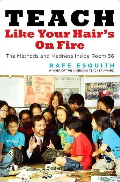 Cover of Teach Like Your Hair's on Fire
