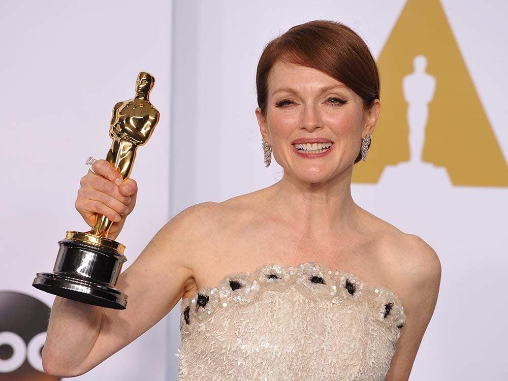 Oscar winner Julianne Moore