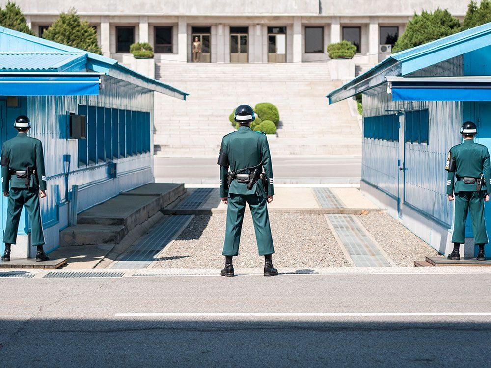 Korean Demilitarized Zone