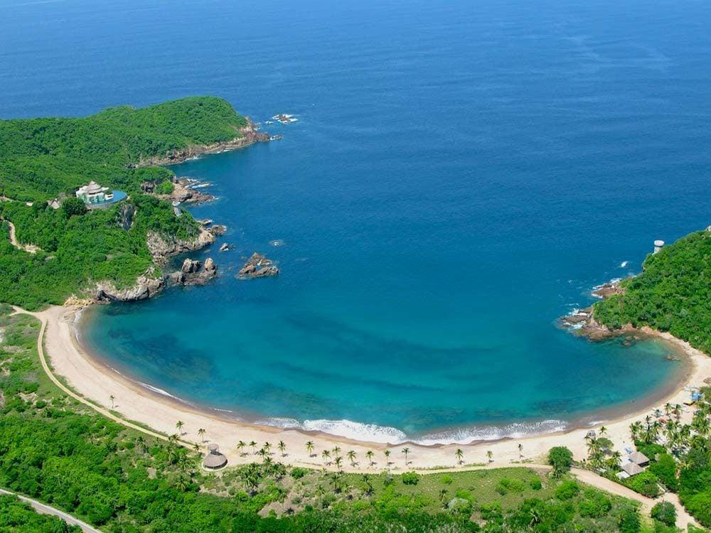 Costa Careyes resort in Costa Alegre, Mexico