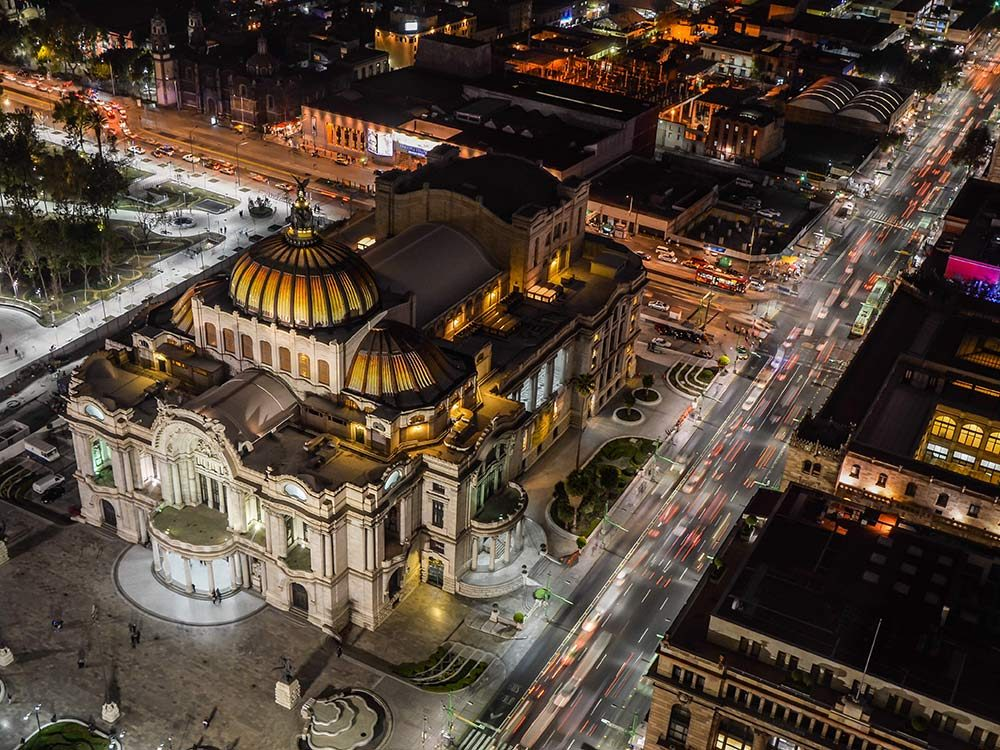Mexico City is one of the most popular Mexico vacations