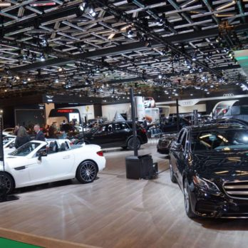 5 Highlights from the 2017 Montreal Auto Show