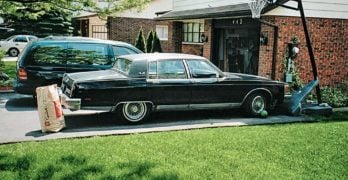 Motor Memories: The Oldsmobile Ninety-Eight