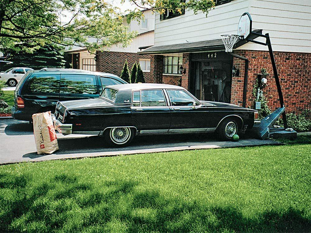 1984 Oldsmobile Ninety Eight Regency Brougham