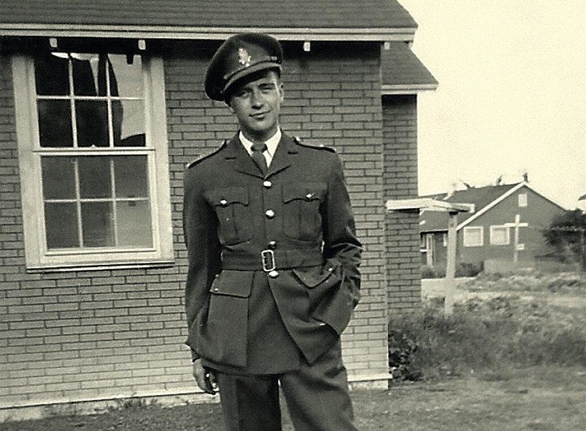(Ret) Major Charles Gordon Owen (RCR)