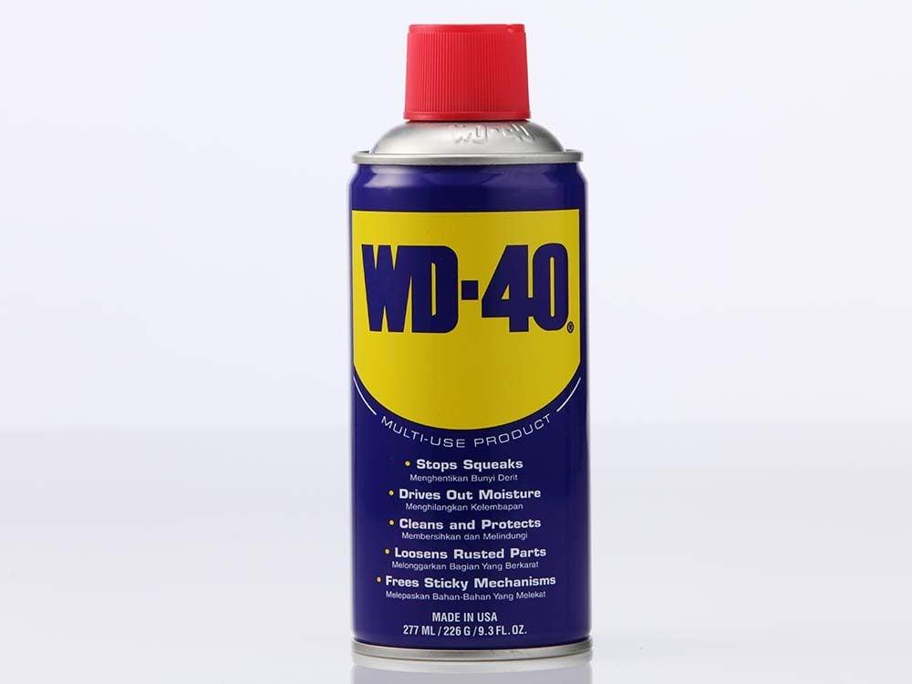 WD-40 bottle