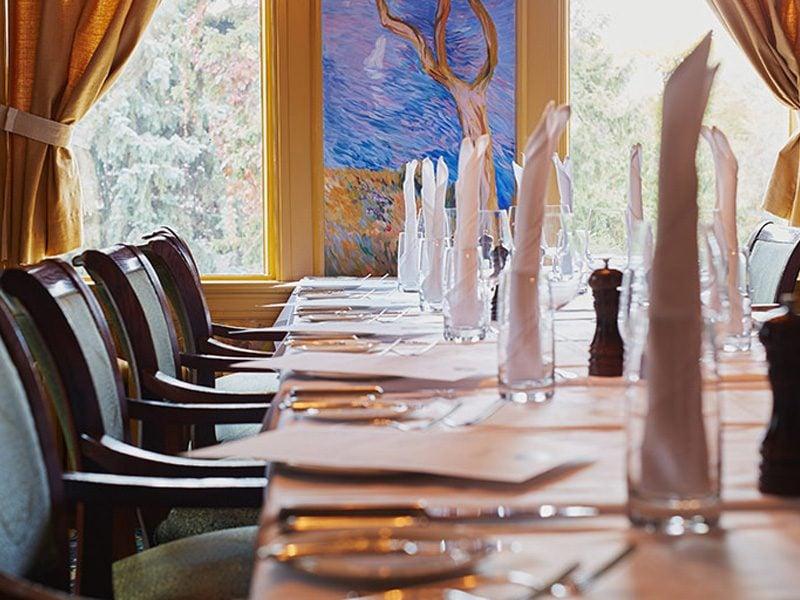 529 Wellington restaurant, Winnipeg