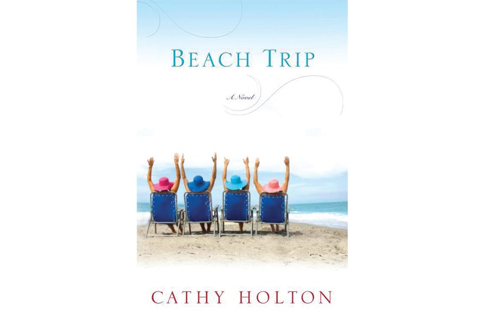 Beach Trip book cover