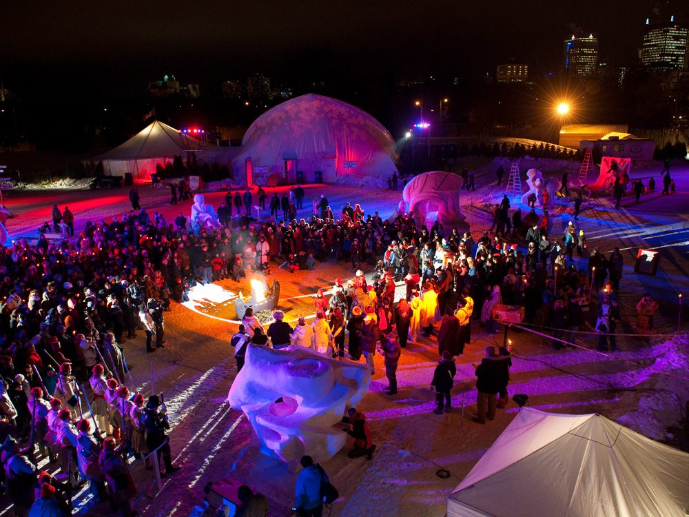 Festival du Voyageur, Winnipeg