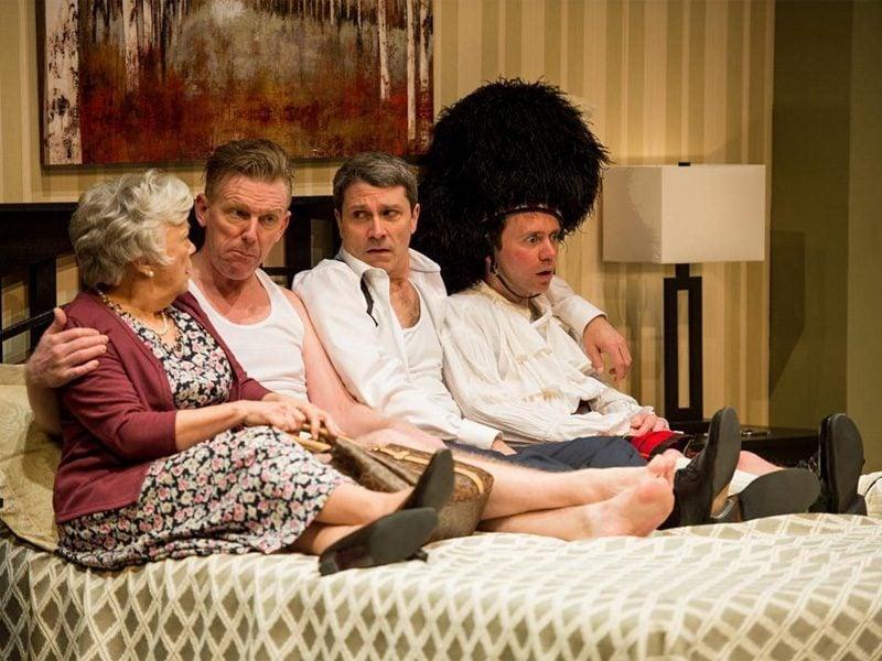 Royal Manitoba Theatre Comp;any production