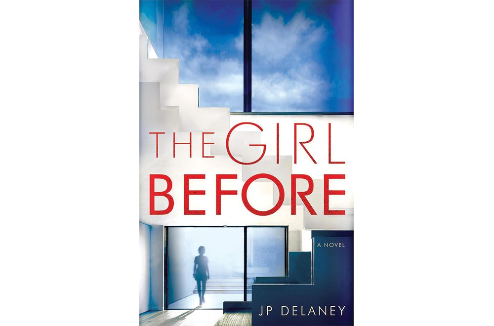 The Girl Before book cover