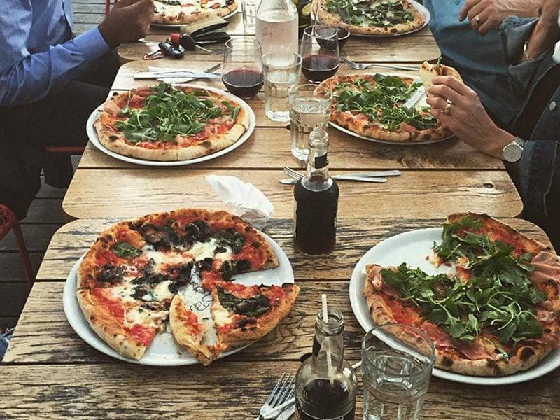 Vera Pizzeria, Winnipeg