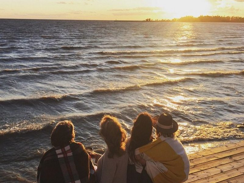 Victoria Beach, Manitoba