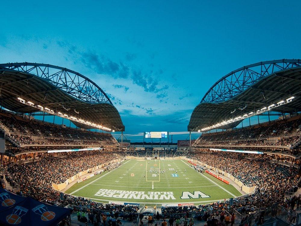 Winnipeg Blue Bombers football