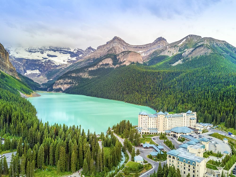 Canada Road Trip - Lake Louise Alberta
