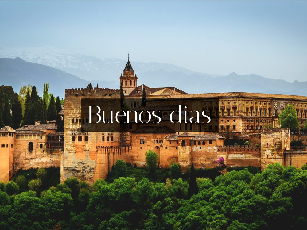 Good Morning Everyone Is Spanish : Common spanish phrases everyone should know