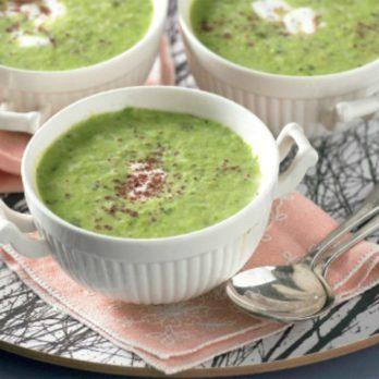 Frozen Pea Soup