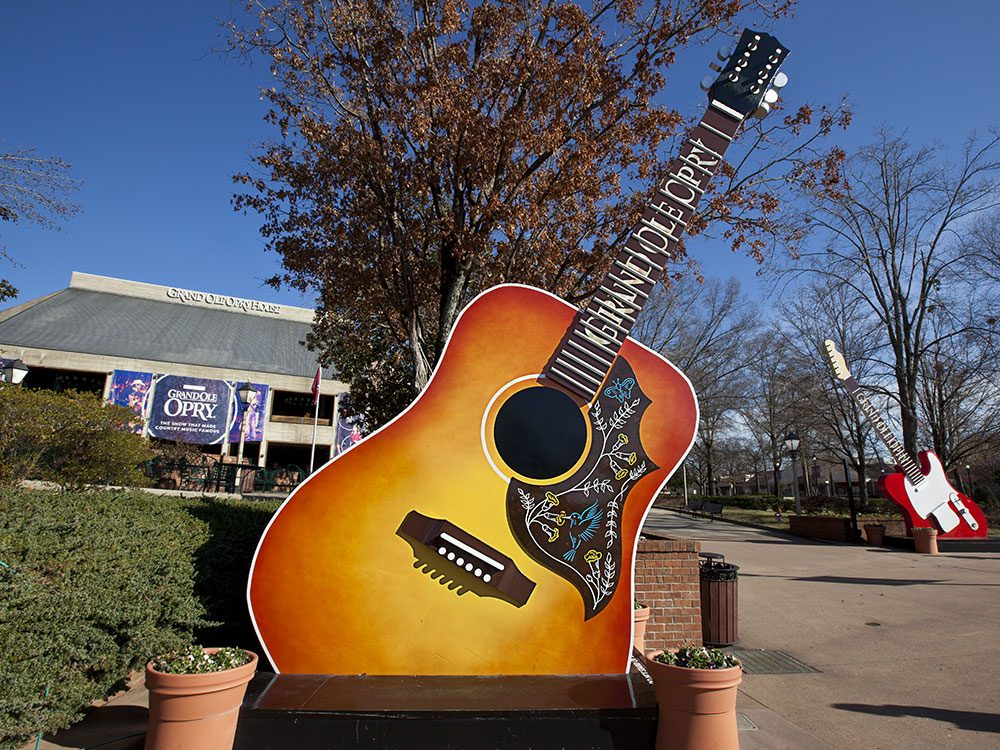 Grand Ole Opry, Nashville, Tennesee