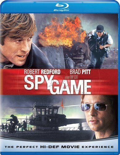 Cover of Spy Game blu ray