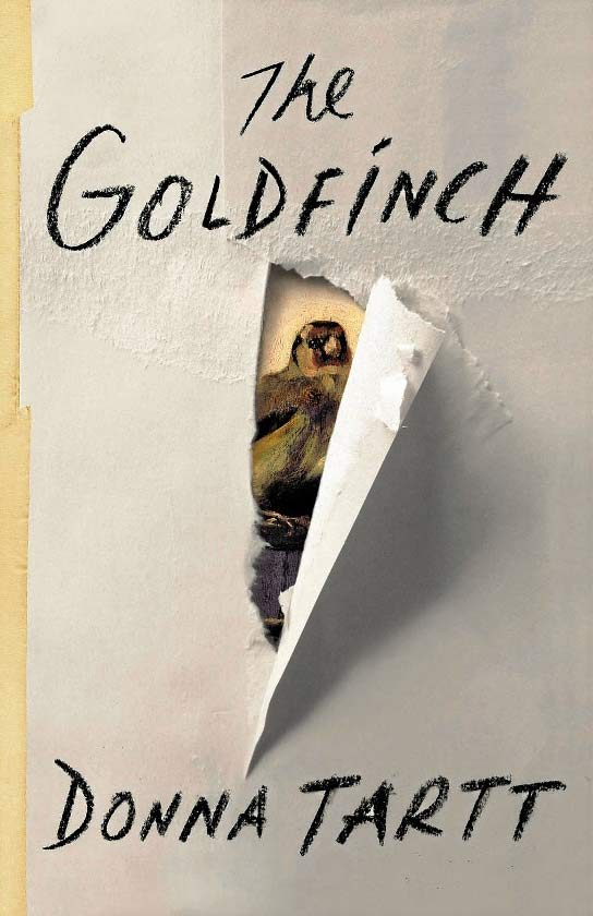 Cover of The Goldfinch by Donna Tartt