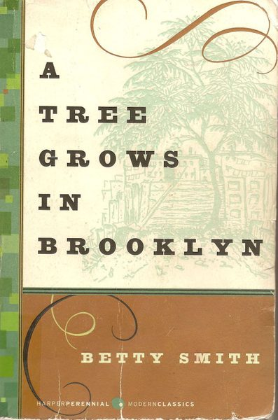 Cover of A Tree Grows in Brooklyn by Betty Smith