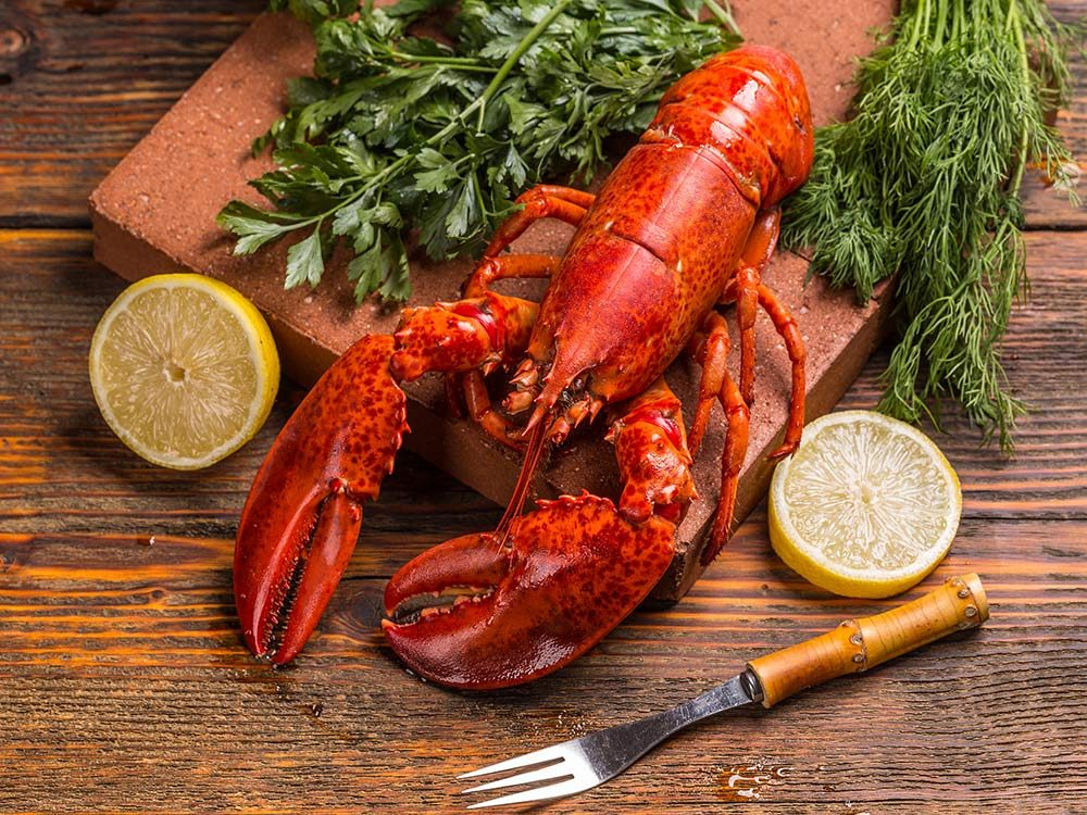 Cooking lobster in the microwave is one of the easiest cooking hacks
