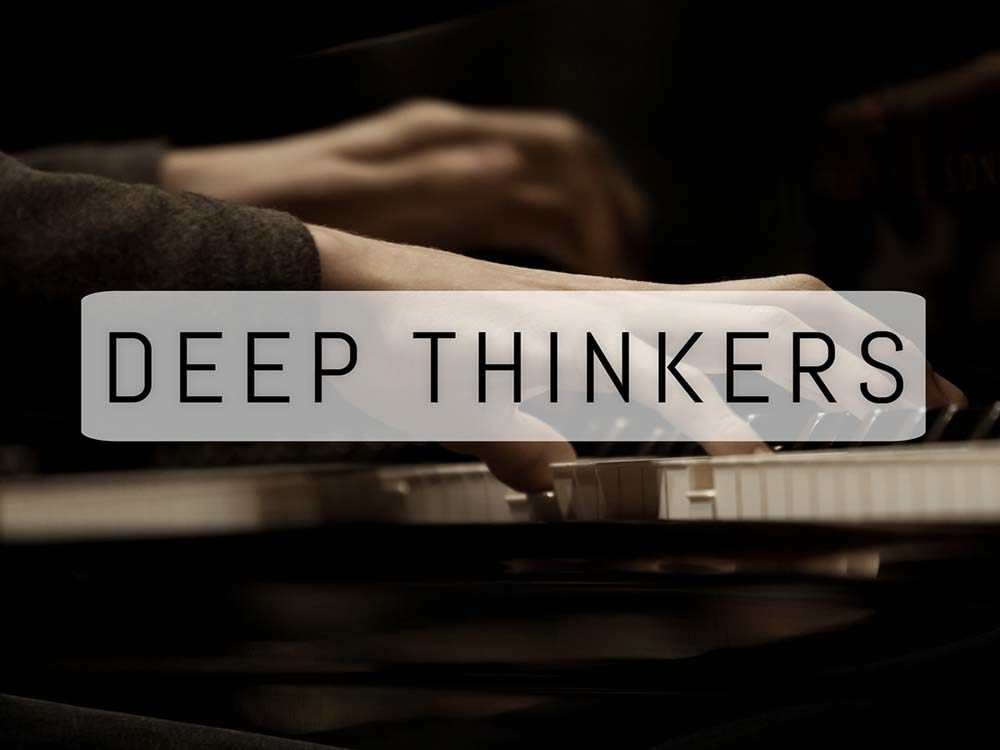 Folk and jazz fans are deep thinkers
