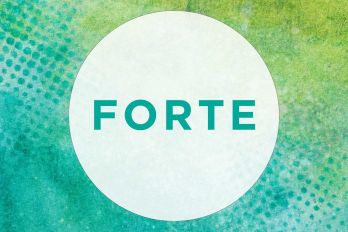 How to pronounce Forte