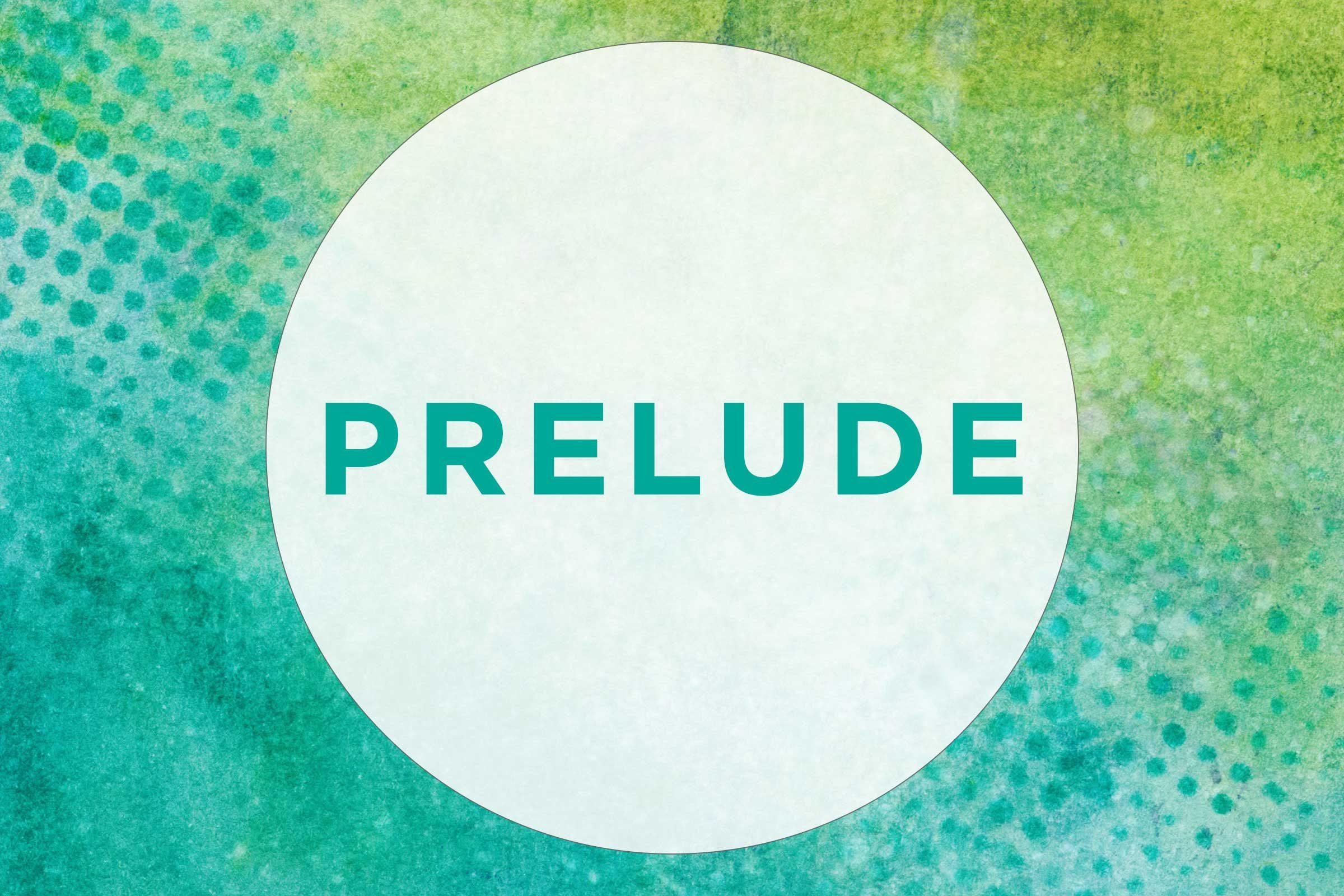 pronunciation-prelude