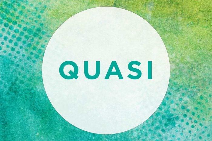 How to pronounce quasi