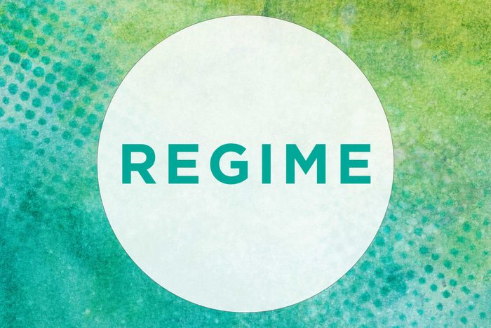How to pronounce regime