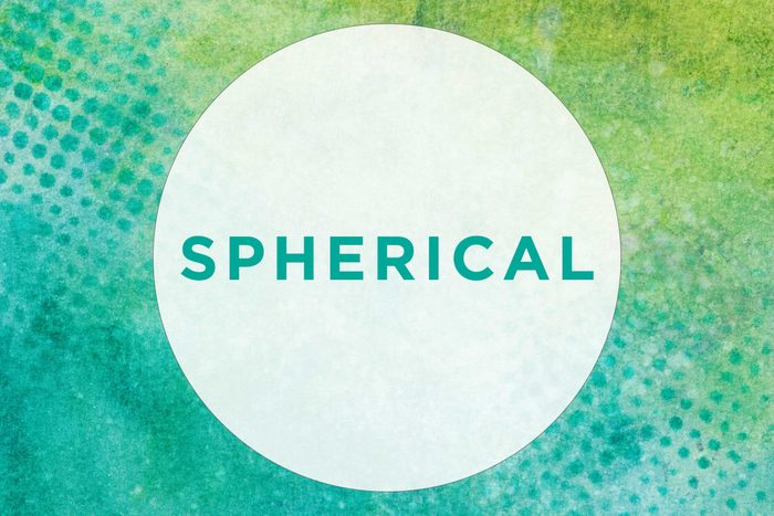 How to pronounce spherical