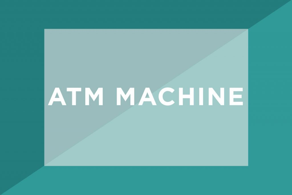 ATM Machine is an example of RAS Syndrome