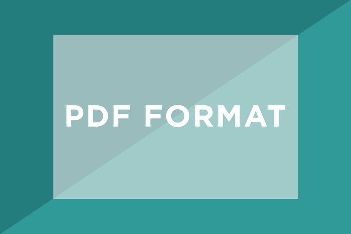 PDF format text