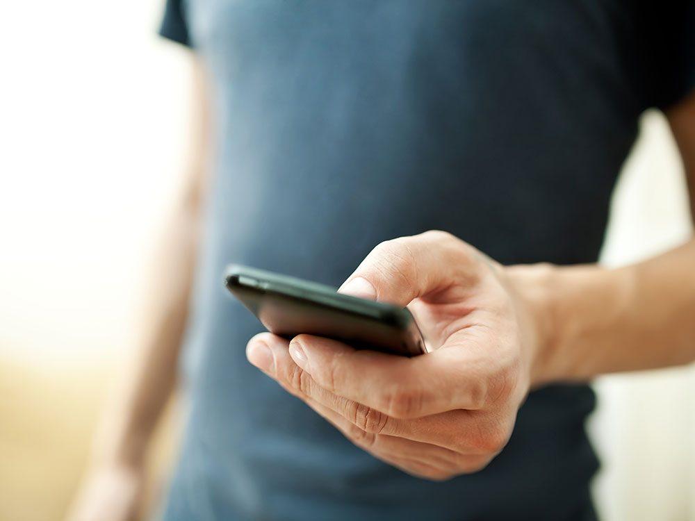 Get the Titanic smartphone app