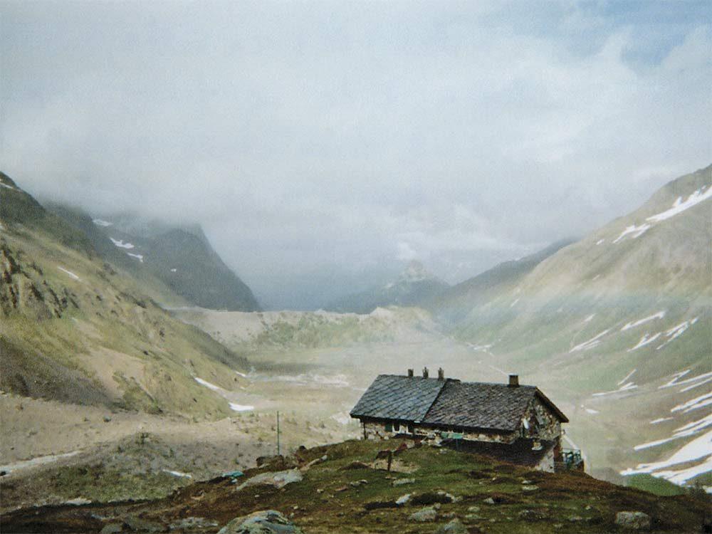 Hostel in Mont Blanc