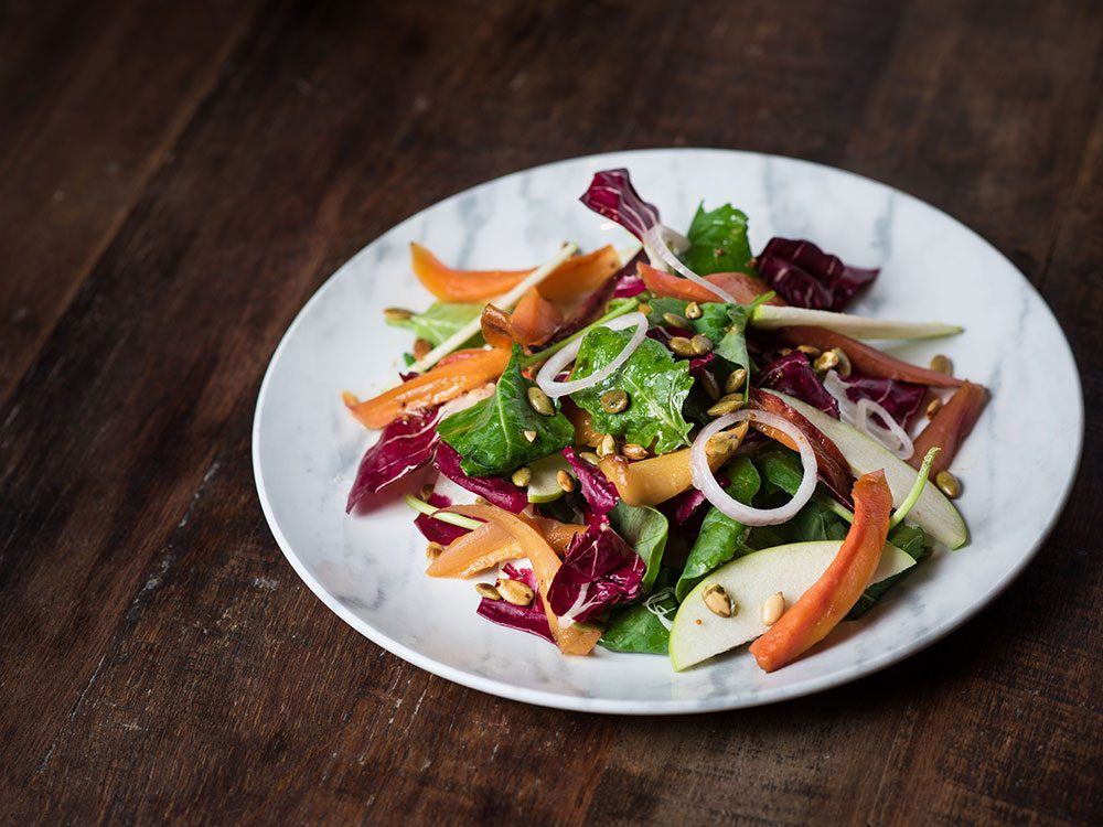 Chef Jon Pong's Treviso Salad Recipe