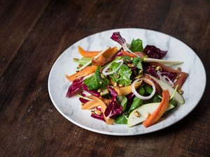 Chef Jon Pong's Treviso Salad