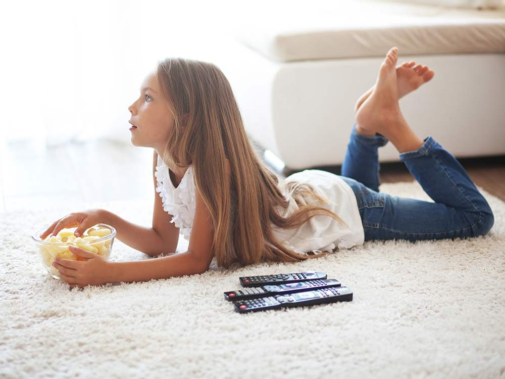Baby wipes can remove stains from carpet and upholstery