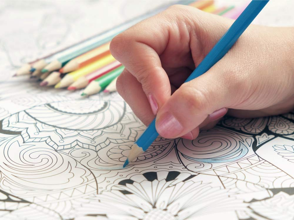Colouring Lets You Nurture Your Inner Artist