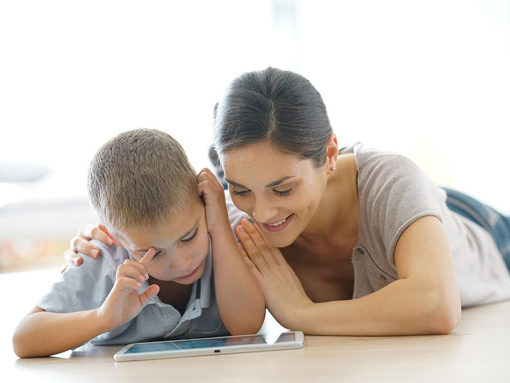 Are you a good role model for your kids?